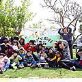 20160327【全職媽媽遛小孩-201】何家牧場撿雞蛋、披薩DIY