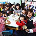 20160329 鴻德幼兒園 慎終追遠話清明-包潤餅活動