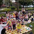 20160331【全職媽媽遛小孩-201】二寶讀書會+大家一起來野餐包潤餅