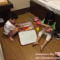 20160501【桃園 親子遊】白木屋品牌探索館之小小蛋糕師DIY