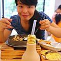 20160919【全職媽媽遛小孩-235】歐兔啡食館-新品試吃會