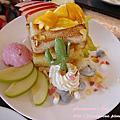20161117【全職媽媽遛小孩-249】伊麗莎白酒店~蜜糖吐司DIY下午茶