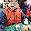 20171218【國小晨光故事紀錄-6】河馬啵啵的果汁派對、現打果汁猜猜看