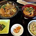 【沖繩親子遊-4】 百年古家大家-沖繩阿古豬料理人氣餐廳、適合鬼吼鬼叫的恐龍王國