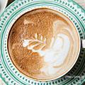 金山敲敲門咖啡 一個夢想起飛的咖啡店