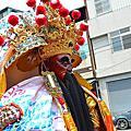 2015.7.5 屏東市 茄苳樹開基嘉王宮 天將軍王 五年一科平安繞境