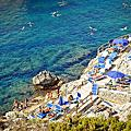 2011義大利:卡布里島Capri、藍洞