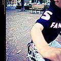 人生的第一台腳踏車