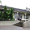 2009.06台南後壁菁寮國小/聖十字架堂/後壁車站