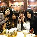 1月底四個女人小約會