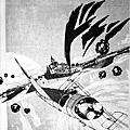 櫻花爆擊戰