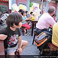 2010/6月涼在台灣留學