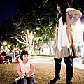 2012.02.20 小閃燈教學教材拍攝幕後