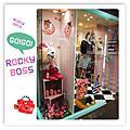 GOGO!!  ROCKY BOSS!!!