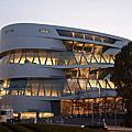 Mercedes-Benz Museum 賓士博物館