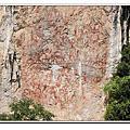 廣西 觀花山壁畫