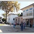 土耳其 聖索菲亞大教堂 藍色清真寺 地下水宮 托卡匹皇宮