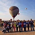 土耳其 卡帕多奇亞熱氣球 梅夫拉納博物館