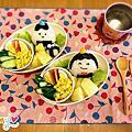 造型兒童餐