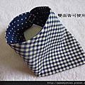 三角領巾縫製