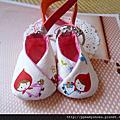 好孕鞋吊飾縫製步驟~詳解