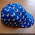 棒球軟帽縫製步驟
