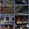 【華碩 ZenFone 4 Pro】旗艦手機.一起戀攝影 - 捷運大安森林公園站夜景、松菸文創園區實拍