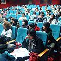 盛況~~第22期A班CCAPP~臺灣師範