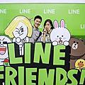 LINE FRIENDS / 陶板屋 Apr-02-2014