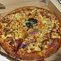 20110525 達美樂pizza