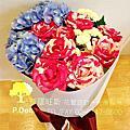 花藝設計-節慶花束