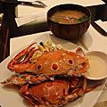 12-12-03 晶華飯店柏麗廳晚餐