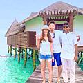 馬爾地夫Jumeirah Vittaveli Resort 水上villa