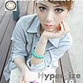 PUFFY 透彩三色系列(2011新款)