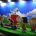 走進花生漫畫! Snoopy 65周年巡迴特展 終於輪到台北場啦~