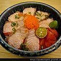 海人刺身丼飯專賣店 新鮮食材美味好吃日式料理!