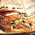 Cozi Burger 可喜漢堡 三兄弟超特別花生醬培根香蕉招牌漢堡 可喜可賀義大利麵也好吃份量十足