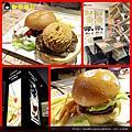 NUMBER NINE 溫馨美式餐廳 自己的漢堡自己配料!!!