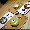 台北中山國中站 初米咖啡 Choose me Cafe&Meals(錦州店) 超可愛龍貓蛋糕 大眼仔蛋糕 *有WIFI 附完整菜單* 無候位客人不限時喔~