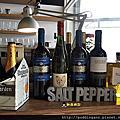 台中南屯區 鹽與胡椒餐館Salt&Pepper 好吃份量大義大利麵/燉飯 氣氛餐廳 超難預約小餐館 每月一號開放下個月的座位 FB打電話預約皆可 水果啤酒/紅酒/白酒