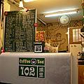 102咖啡店面