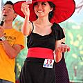 2011 南投美人腿節 - 美人腿公主決選才藝表演