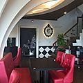 雲林虎尾|歐式料理。B'Nosh貝納許庭園餐廳。
