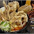 台中韓式料理│打啵G 起司年糕鍋(台中一中店)