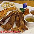 台中牛排/美式餐廳│熱火美式餐廳 Heat Steak。
