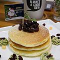 台中咖啡鬆餅下午茶|沃咖啡。