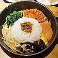 台中韓式料理|中友百貨北村豆腐家