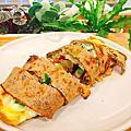 台中早午餐|蔬服蛋餅