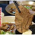 【台中豐原 牛肉麵】寶島口福牛肉麵。