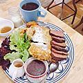 台中早午餐|野米樂。菜單。價位。
